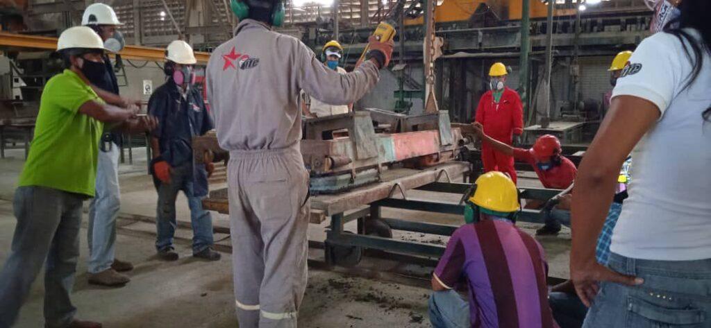 En Lara: Inferca reactivó sus operaciones tras mantenimiento de sus líneas de producción - octubre 17, 2021 5:35 pm - NOTIGUARO - Locales