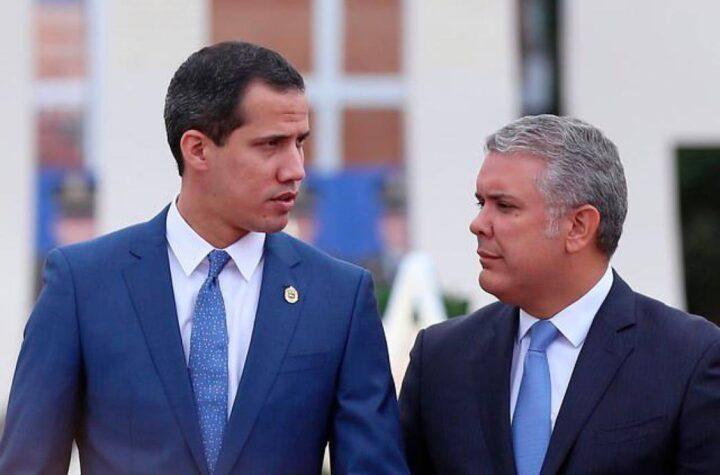 Guaidó respaldó a Duque sobre la apertura controlada de la frontera - octubre 4, 2021 9:12 pm - NOTIGUARO - Juan Guaidó