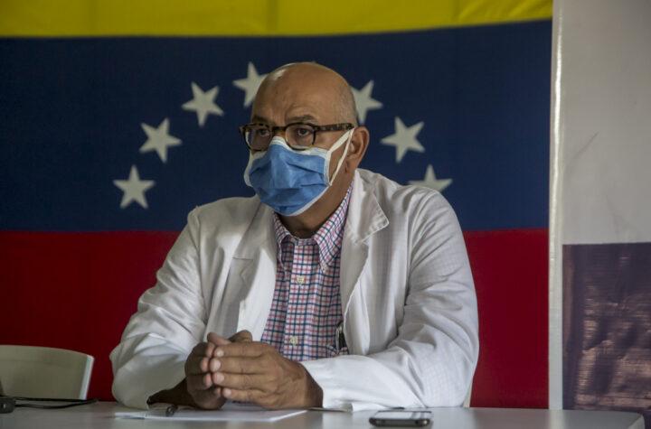"""Julio Castro: Incremento de casos """"pueden ser el inicio de la tercera ola pandémica"""" - octubre 6, 2021 5:19 pm - NOTIGUARO - Pandemia"""
