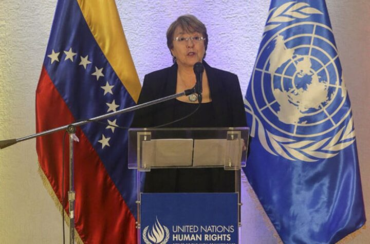 Venezuela pide a Bachelet investigar la privación de derechos de connacionales en Colombia - octubre 21, 2021 2:36 am - NOTIGUARO - Nacionales