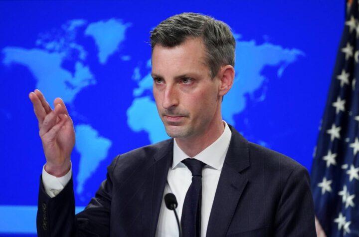 EEUU criticó a Maduro por suspender diálogo tras extradición de Saab - octubre 18, 2021 7:00 pm - NOTIGUARO - Nicolás Maduro
