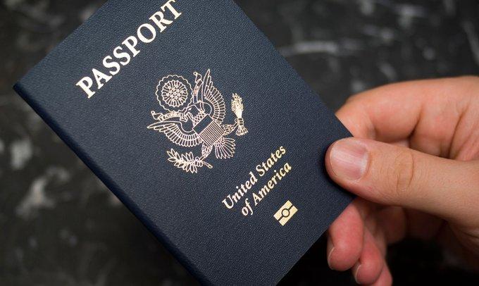 """EE.UU.: Departamento de Estado emite el primer pasaporte con marcador de género """"X"""" - octubre 27, 2021 6:00 pm - NOTIGUARO - Internacionales"""