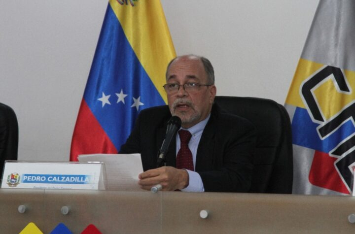 Calzadilla: CNE exige disculpas a la UE sobre declaraciones de Borrel - octubre 10, 2021 7:31 pm - NOTIGUARO - CNE