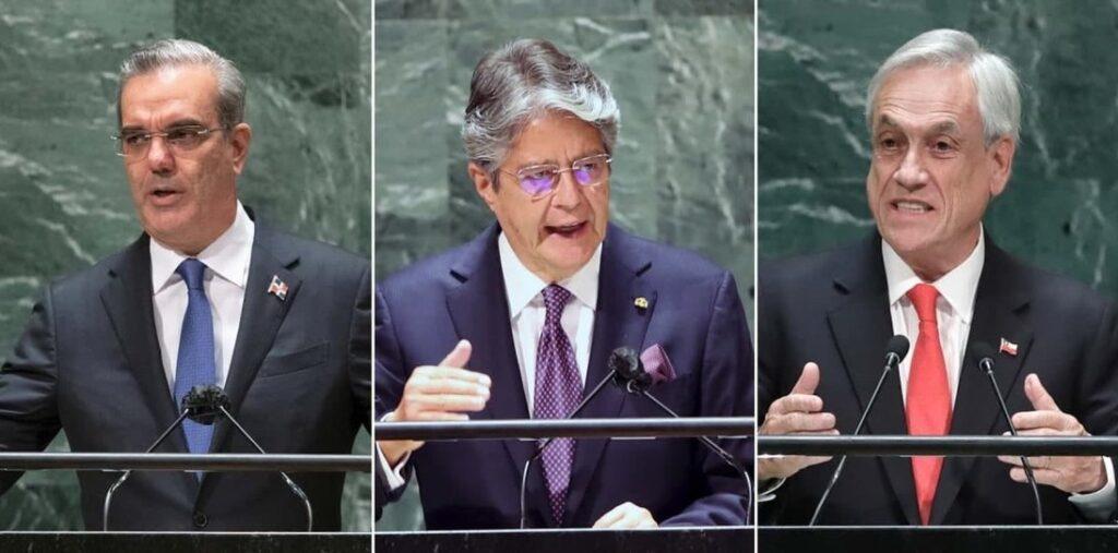 Presidentes Piñera, Abinader y Lasso entre los implicados en investigación sobre paraísos fiscales - octubre 4, 2021 6:59 am - NOTIGUARO - Internacionales
