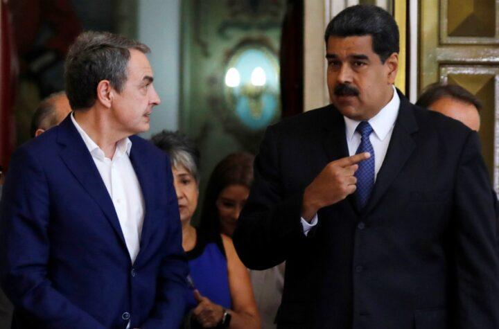 """""""El Pollo"""" Carvajal revela que Rodríguez Zapatero es dueño de una mina de oro en Venezuela - octubre 16, 2021 11:58 am - NOTIGUARO - Venezuela."""