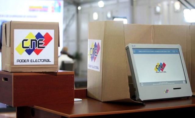 Simulacro electoral: 446 Centros de votación en el país abrirán a las 07:00 am este 10 octubre - octubre 9, 2021 9:11 pm - NOTIGUARO - Venezuela.