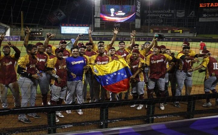 VENEZUELA BEISBOL