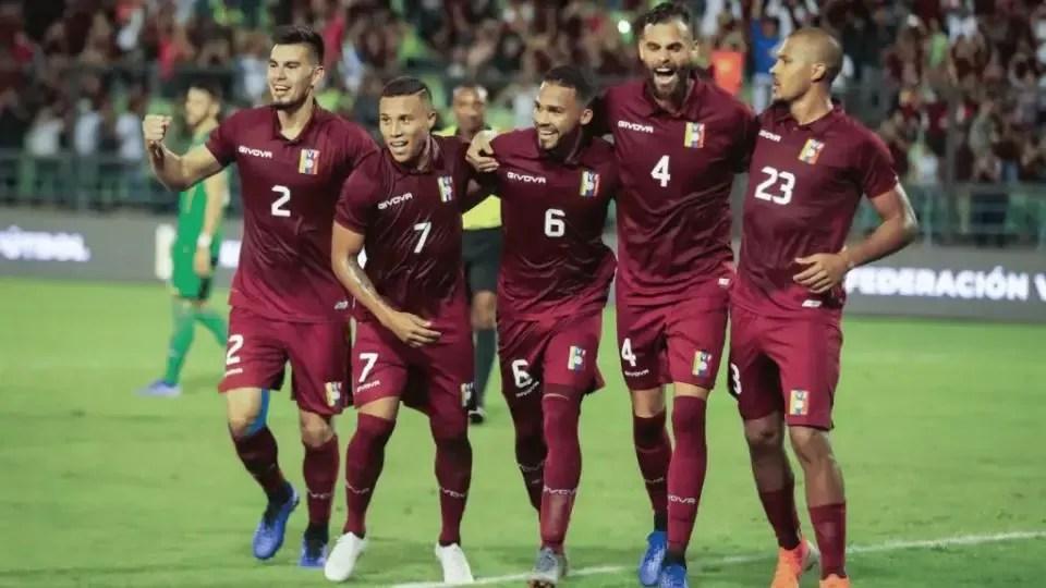 ¡Qué bello suspiro! Venezuela vence a Ecuador y vuelve a soñar con el Catar 2022 - octubre 10, 2021 7:46 pm - NOTIGUARO - Deporte