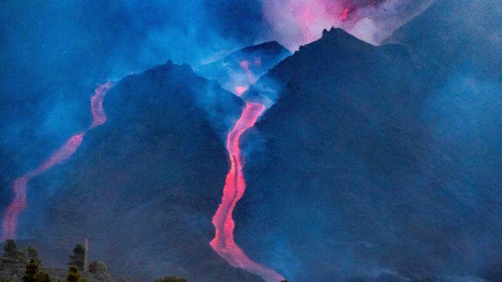 España: Lava del volcán Cumbre Vieja arrasa con 860 hectáreas y obliga a nuevas evacuaciones - octubre 21, 2021 11:48 am - NOTIGUARO - Internacionales