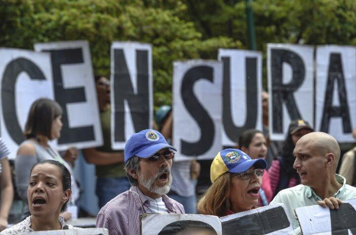 Miguel Henrique Otero: En Venezuela no solo están en riesgo los periodistas, también sus familiares - octubre 21, 2021 2:01 am - NOTIGUARO - Venezuela.